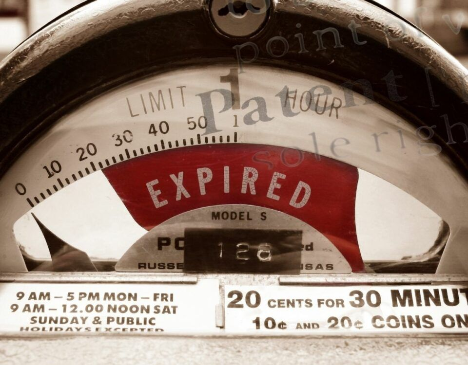 when does a patent expire